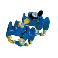 Industrial Multi Jet Woltman Compound Water Meter with High Pressure Manufactures