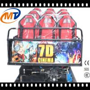 Motion flight simulator 5D cinema 7D simulator theater cabin sale Manufactures