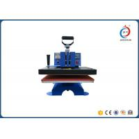 Swing Away Jersey Sublimation Heat Press Machine 38 x 38cm 1 Year Warranty Manufactures
