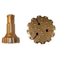 6 inch DTH hammer bits 165mm DHD 360 down the hole bits for water well drilling Manufactures