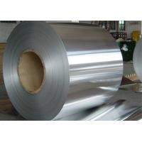Grade 409L Cold Rolled Stainless Steel Coil Stock For Automobile Exhaust Pipe Manufactures