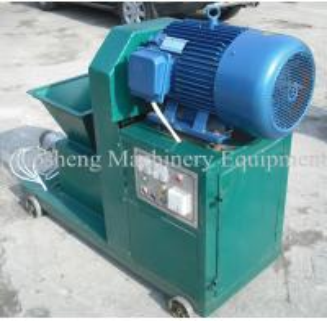 China wood sawdust briquette machine for briquette fuel production on sale