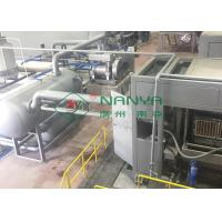 Recycle Paper Moulding Egg Tray Production Line , High Output Egg Box Machine Manufactures