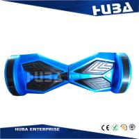 China Blue Two Wheels Self Balancing Electric Scooter with LED Light and Bluetooth on sale
