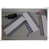 0.72W Injection Led Module , IP65 5050smd High Power Led Module CE Approval Manufactures