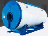 Heavy Duty Industrial Boiler Steam Generator 1000kg  Gas And Oil Dual Fuel Manufactures