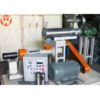 China Pet Shrimp Floating Fish Feed Production Line Wet Type With Modulator Total 50kw on sale