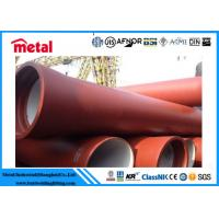 GR.B PSL1 FBE Coated Pipe , ERW Epoxy Coated Steel Tube For Oil Transportation Manufactures