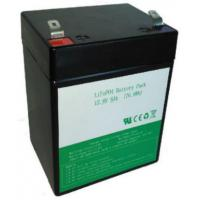 FT-32LFP-12.8V6AH Lifepo4 Rechargeable Battery , New Lithium Ion Battery For Golf Cart Manufactures