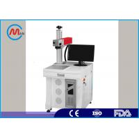 China Co2 Mini Industrial Laser Marking Machines For Non - Metal Fast Speed Engraving on sale