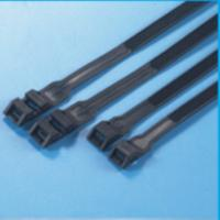 high quality double head nylon cable ties Manufactures