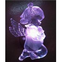 Acrylic novelty Christmas Lighting in the window : Manufactures