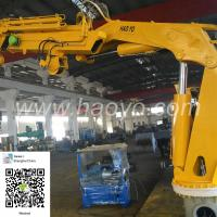 China Ship Foldable Marine Knuckle Boom Crane Manufacturer Marine Ship Deck Crane Manufactures
