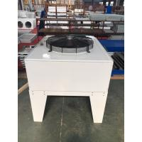 Factory Price!! High Floor Standing Top Air Blowing Plate Type Air Condenser Unit for Cold Storage Manufactures
