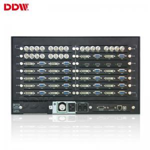 32bit 2x3 Video Matrix Controller , 1080P RS232 IP Control Video Wall Multiplexer Manufactures