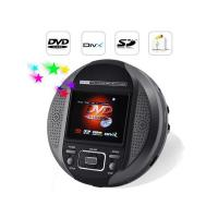 Portable DVD Player - DVD/ DIVX/ CD/ Media Player with 3.5 Display Manufactures