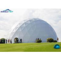 Waterproof Large Geodesic Dome Event Tent for Trade show Party Event