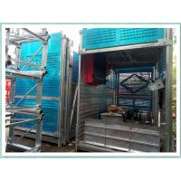 Personnel and materials hoist 0-34m/min mid speed Manufactures