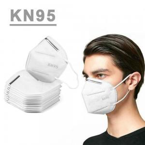 Pm 2.5 Earloop Anti Virus Dustproof KN95 Face Mask Manufactures