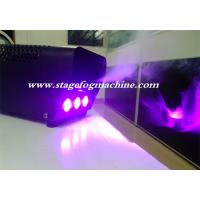 Quality Single RGB LED 400w Stage Fogger LED Fog Machine Mist Maker For Audio, Party X for sale
