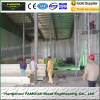 Galvanized Cold Storage Insulated Roofing Panels Swing Door CE / COC Manufactures