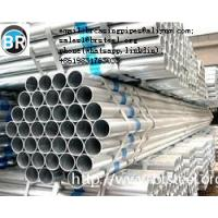 hollow section structural rectangular galvanized square steel pipe/tube,Q345Material Welded  Pre Galvanized Steel Round Manufactures