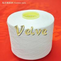 Quality Polyester core spun yarn for sale