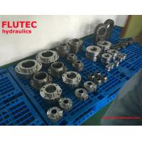 China FLUTEC Hydraulic Ram Parts CK45 Cylinder Gland For Long Stroke Hydraulic Cylinder on sale