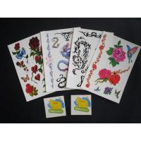Non-toxic Temporary Tattoo Stickers Manufactures