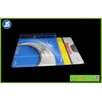 Plastic PVC Clamshell Blister Packaging With Custom Logo Insert Card Manufactures