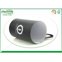 Printed Kraft Cardboard Tube Boxes Recyclable For T - Shirt Clothes Packing Manufactures