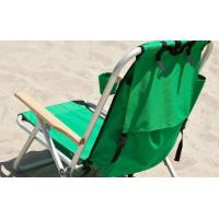 China Low & Lay Flat Beach Chair on sale