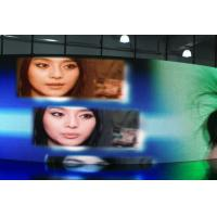 P20 Flexible LED Screen Advertising Show With Die Casting Aluminum Cabinet Manufactures