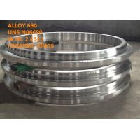 China N06690 / W.Nr. 2.4642 Corrosion Resistant Alloys Good Metallurgical Stability on sale