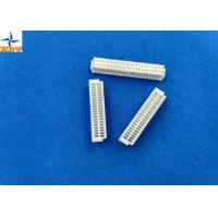PA66 Material double Row 1mm Pitch  Connector, Wire  Crimp Board To Wire Connectors Sereis Manufactures