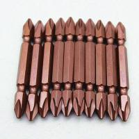 65mm High quality S2 double end  PH2 screwdriver bit Manufactures