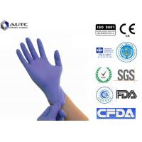 Doctor Purple Bulk Nitrile Coated Gloves Powder Free Recycling Screwfix For Hospital Manufactures
