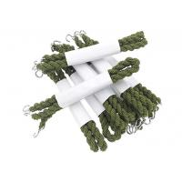 Buy cheap Hook On Style Elastic Boot Bands Military Trouser Twisted Cords Eco - Friendly from wholesalers