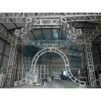 High corrosion resistance Aluminum stage  truss for move performances Manufactures