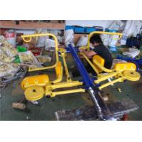 Quality Full Steel Outdoor Exercise Machines , Exercise Playground Equipment for sale