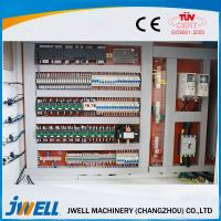 China Double Layered Water Resistance Wpc Board Production Line Fully Automatic on sale