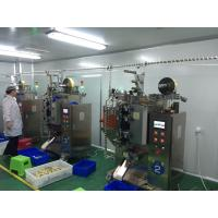Stainless Steel Durable Automatic Liquid Packaging Machine With 1 Year Warranty Manufactures