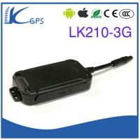 GPS Real Time Tracker Car Motorcycle Electric Bike GSM GPRS Tracking Device 2G / 3GNetwork Support Manufactures