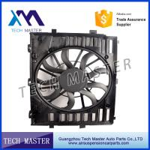 7P0121203E 7P0121203K 95810606140 Car Cooling Fan For New Audi Q7 Touarge Porsche Manufactures