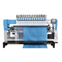 High Speed Computerized Embroidery Machine Sequins Quilting and Embroidery Machine Manufactures