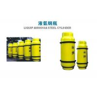 800L Chlorine Gas Cylinder , Industrial Gas Cylinders 450KGS Weight Manufactures