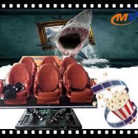 New Technology Motional Movie 7d cinema equipment Manufactures