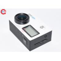 White EN5A 4K WIFI Action Camera Dual Screen 170 Degree Super Wide Angle