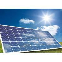 Eco Friendly Stock Solar Panels , Solar Pv Modules Low Degradation Manufactures