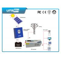 OEM Hight Quality 6000W 24V to 110V Pure Sine Wave Power Inverter for Electric Fan Manufactures